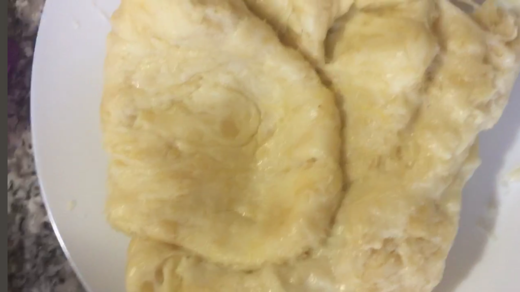 Kneaded Dough for Low Carb Bread