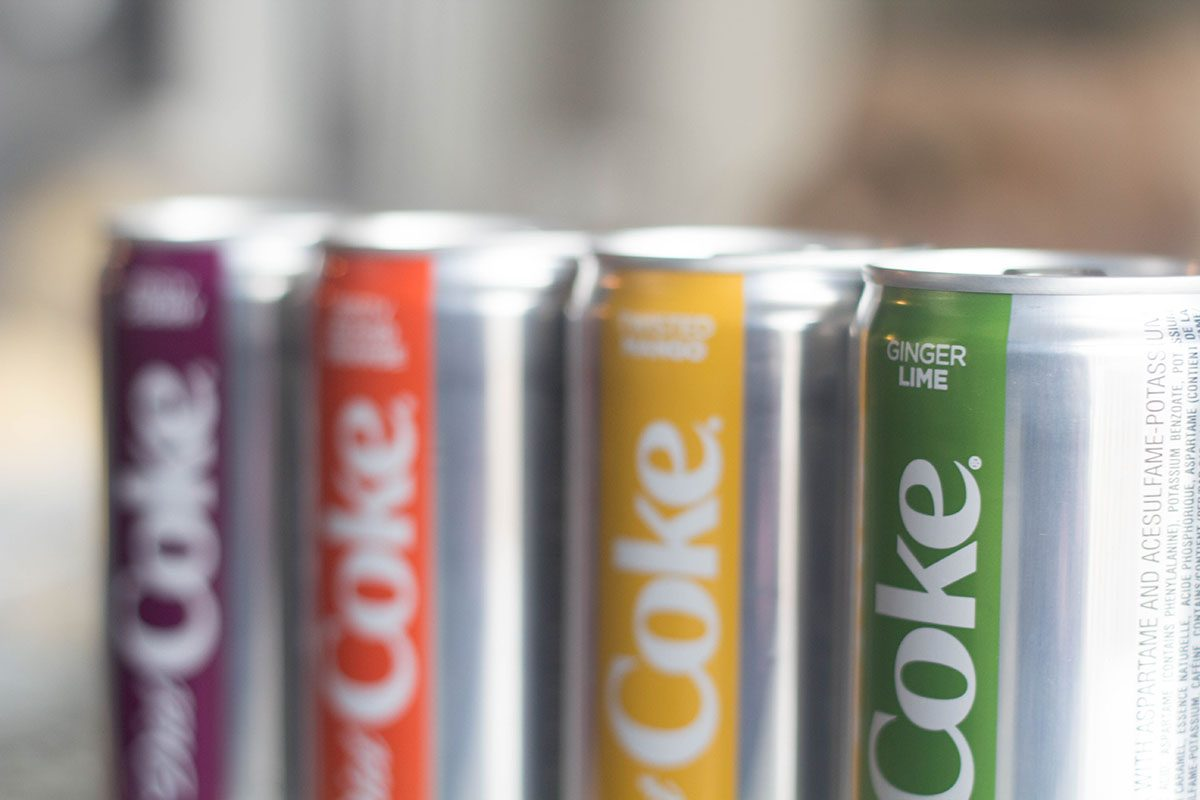 New Diet Coke Flavours Review