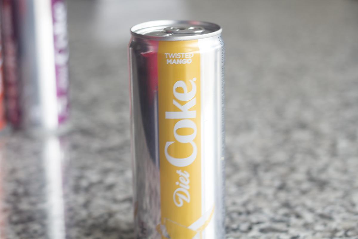 Diet Mango Coke Review