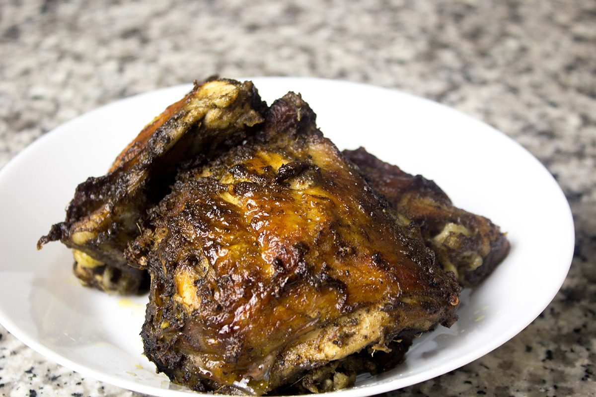 Keto Recipe Jerk Chicken Low Carb