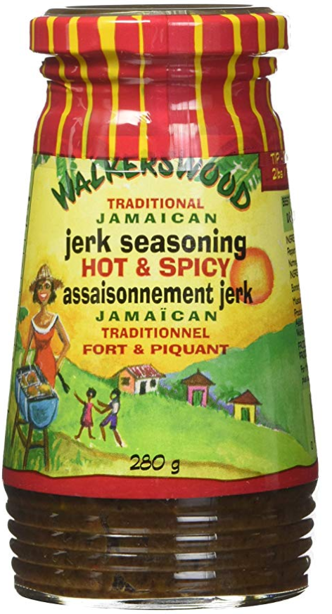 Walkers Wood Jerk Seasoning