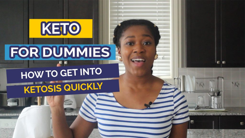 How to Get into Ketosis Quickly