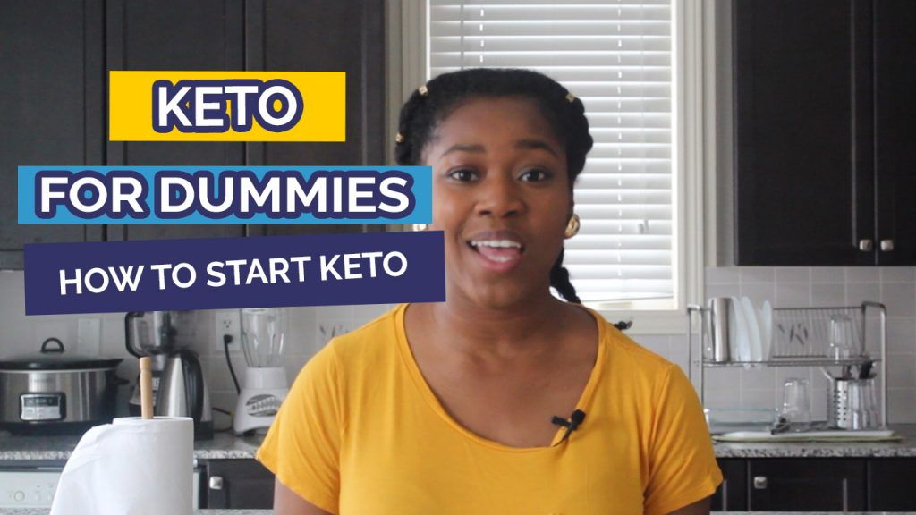 How to Start Keto - Keto For Dummies